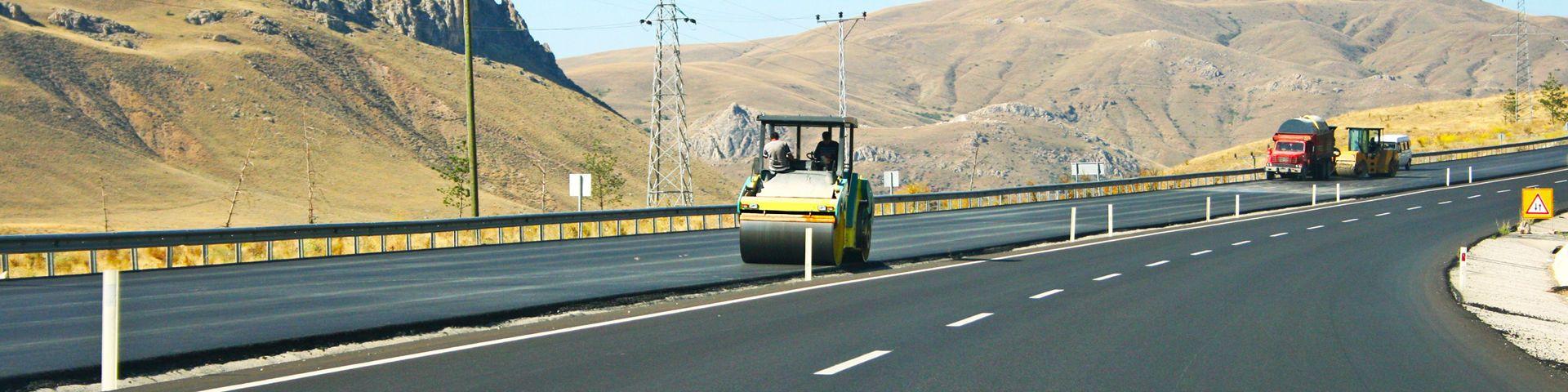 realizzazione strade, grandi appalti
