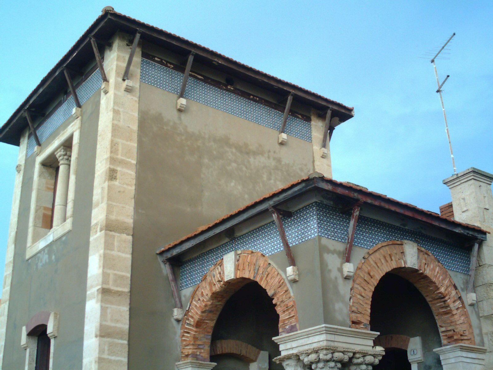 Restauro conservativo di una villa a marina di ragusa for Restauro conservativo