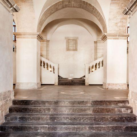 Restoration Of The Palazzo Dei Mercedari (interiors) U2022 Modica (Ragusa)
